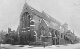 St Mary's Exterior in 1930s